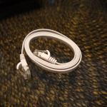 最安最良スピーカーケーブルになるか?LANケーブル1本で2つのスピーカーを接続し鳴らしてみる