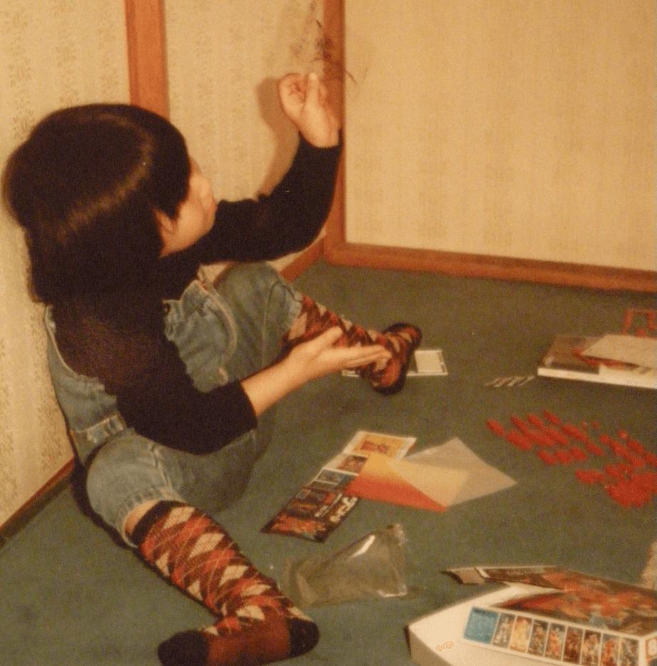 35年前の写真に写っているプラモの詳細を調べてみた